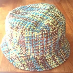 Multicolored Bucket Hat
